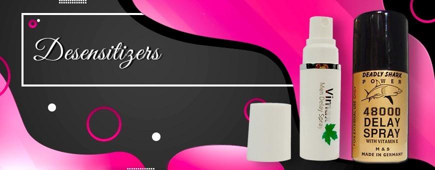 Buy Desensitizers Online in Assam Bihar Chhattisgarh Goa Gujarat Haryana Jharkhand Karnataka Kerala