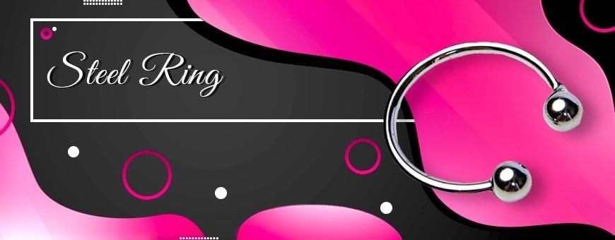 Buy Steel Ring and Other Sex Toys For Women Online In Malkapur